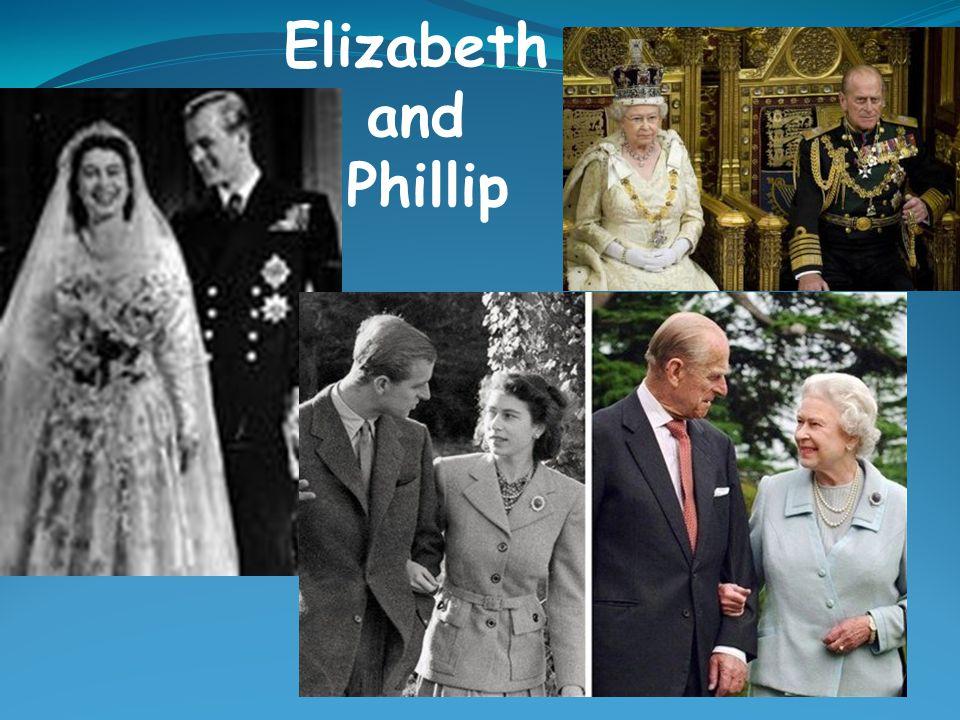 Elizabeth and Phillip