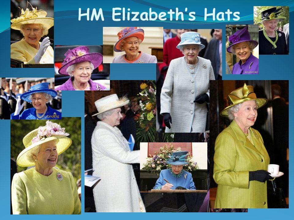 HM Elizabeth's Hats
