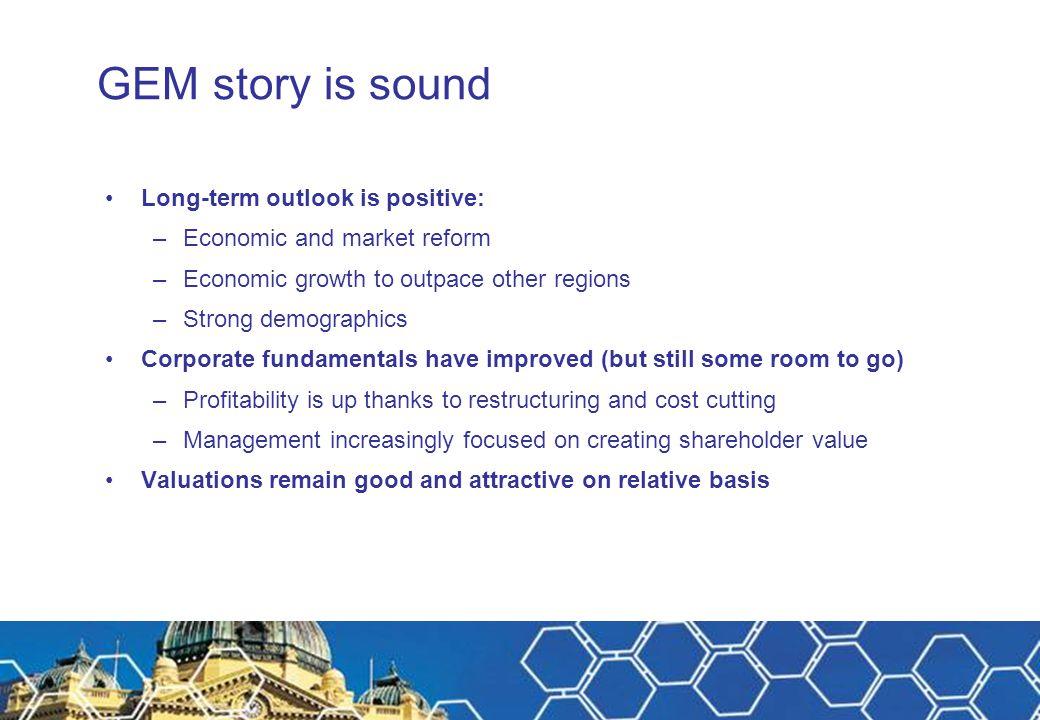 China an amazing macro story...