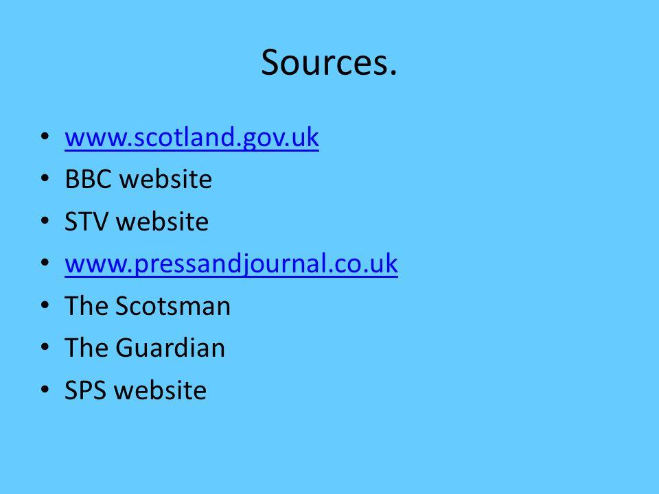 Sources.