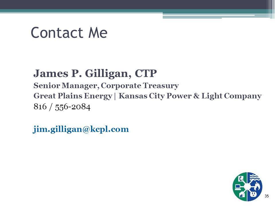 35 Contact Me James P.