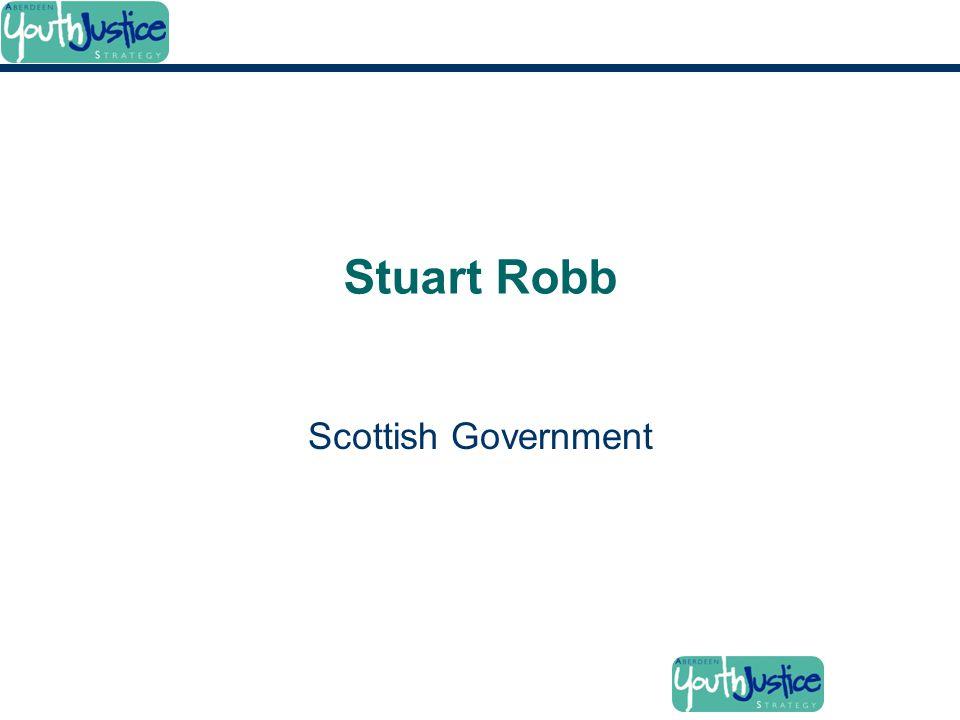 Stuart Robb Scottish Government