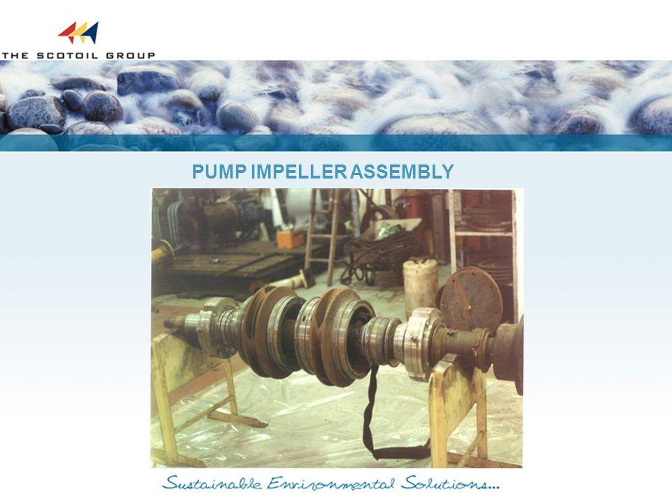 PUMP IMPELLER ASSEMBLY