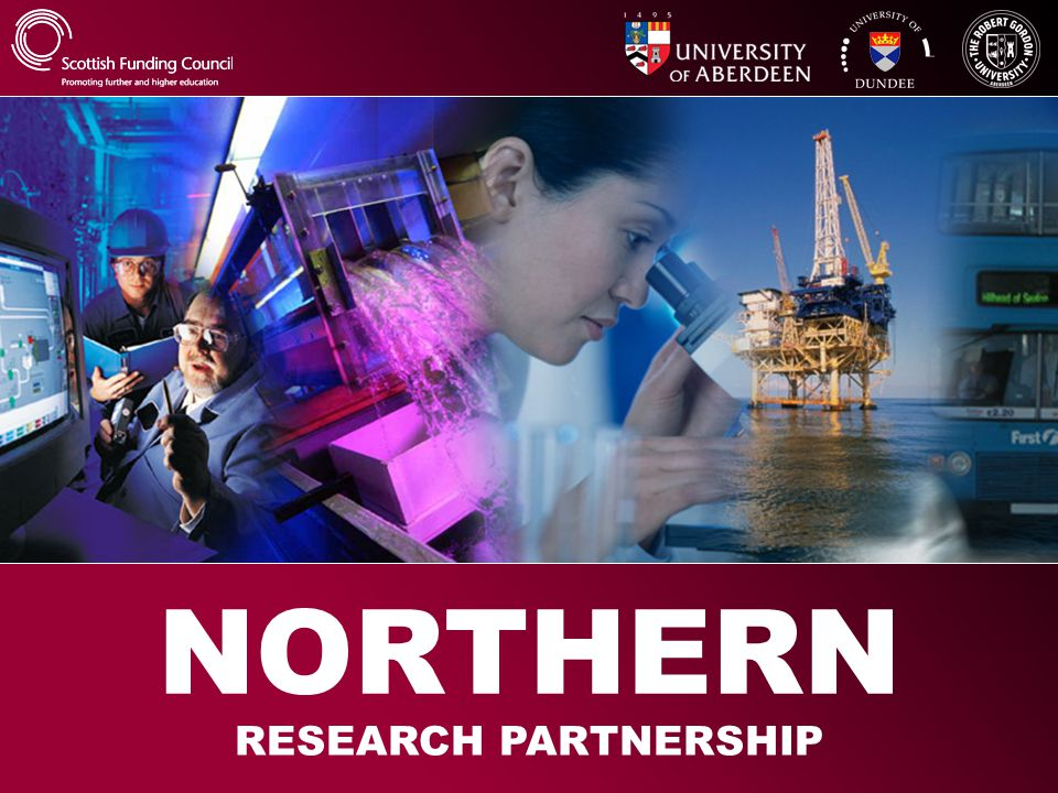 Civil Engineering NORTHERN RESEARCH PARTNERSHIP TELFORD Institute RESEARCH PARTNERSHIP NORTHERN