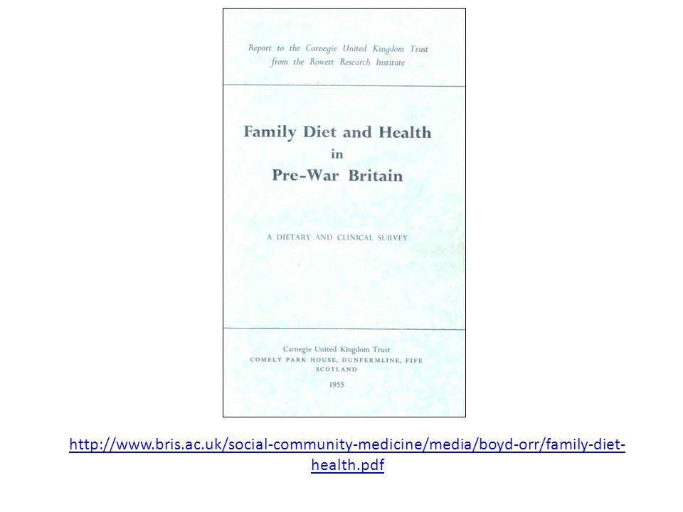 http://www.bris.ac.uk/social-community-medicine/media/boyd-orr/family-diet- health.pdf