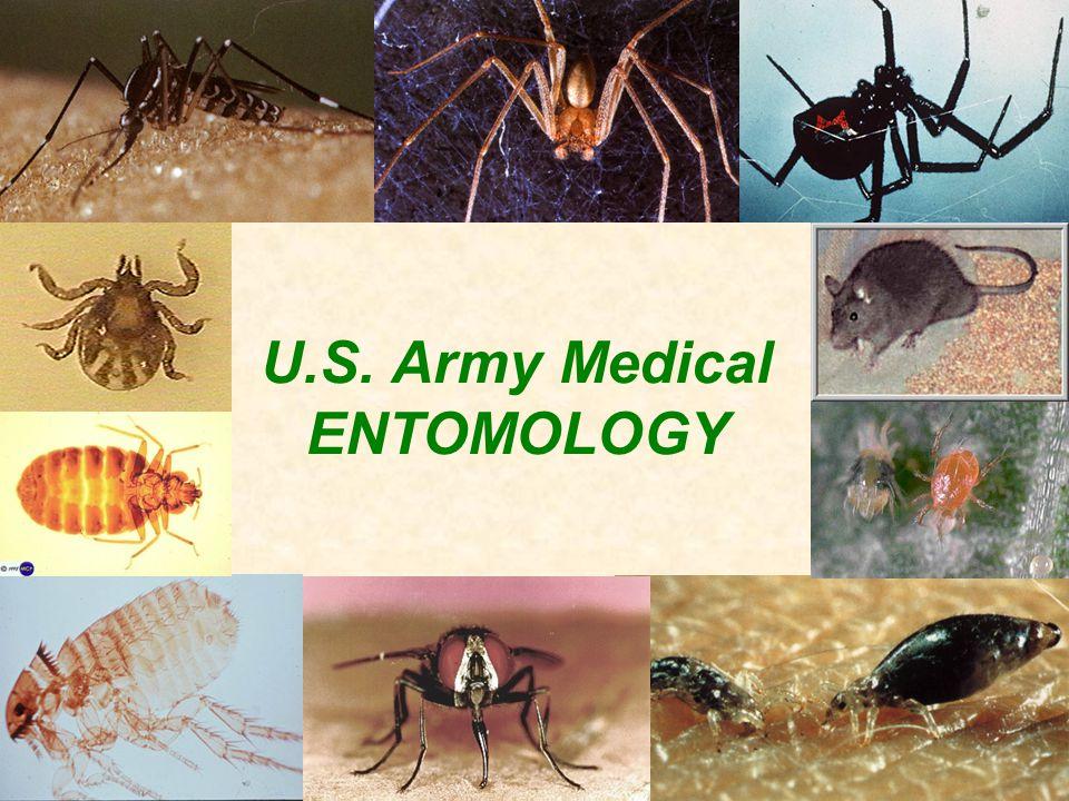 U.S. Army Medical ENTOMOLOGY