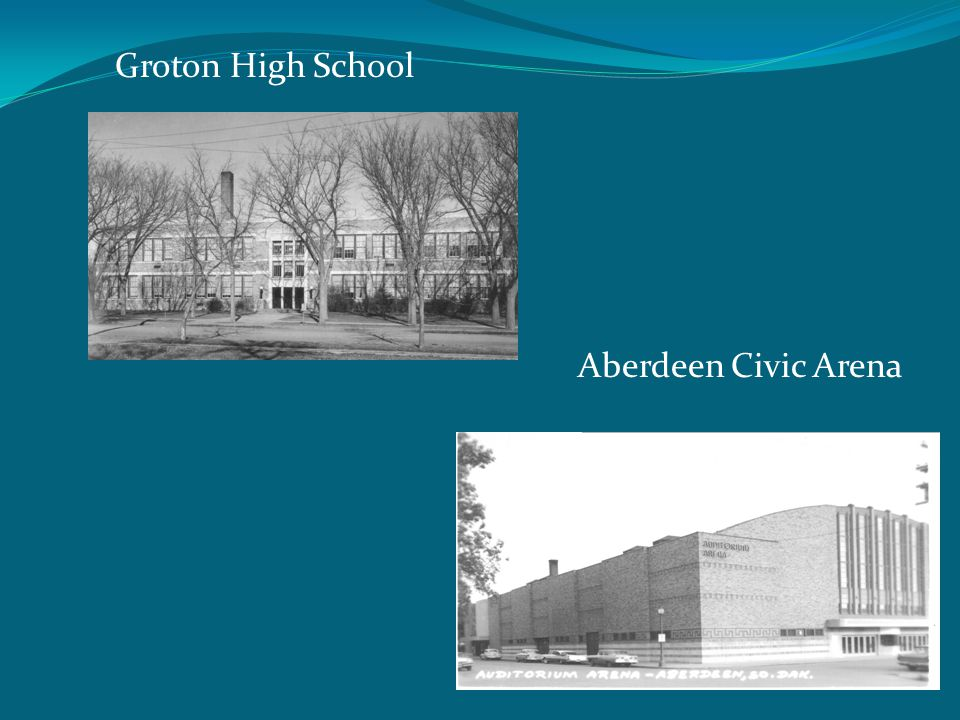 Groton High School Aberdeen Civic Arena