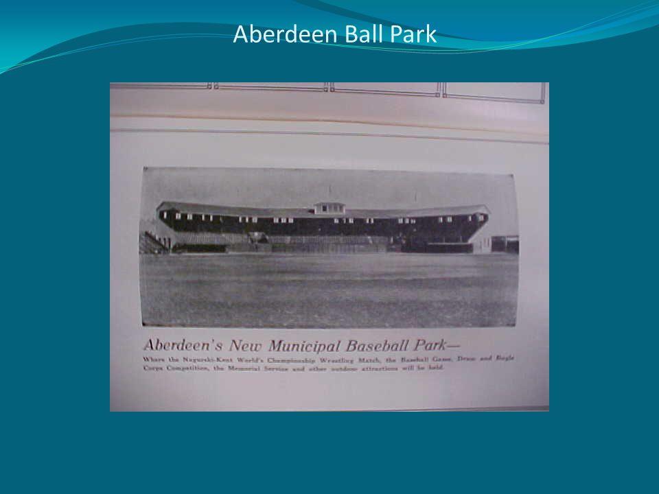 Aberdeen Ball Park