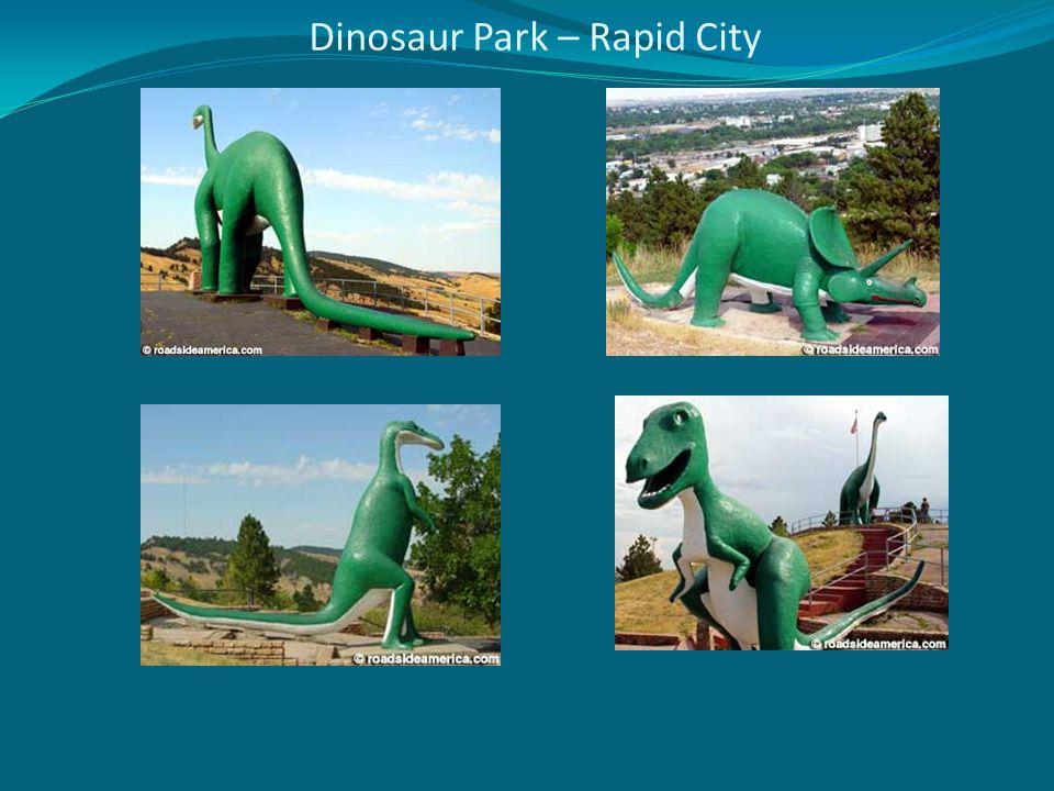Dinosaur Park – Rapid City