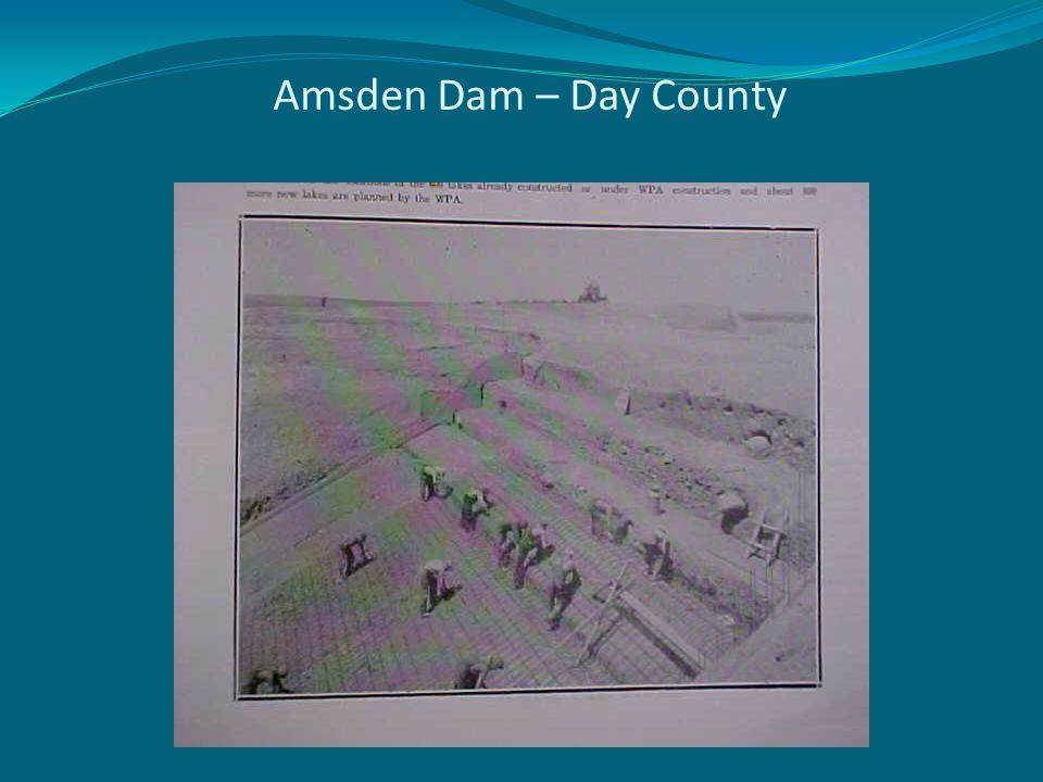 Amsden Dam – Day County