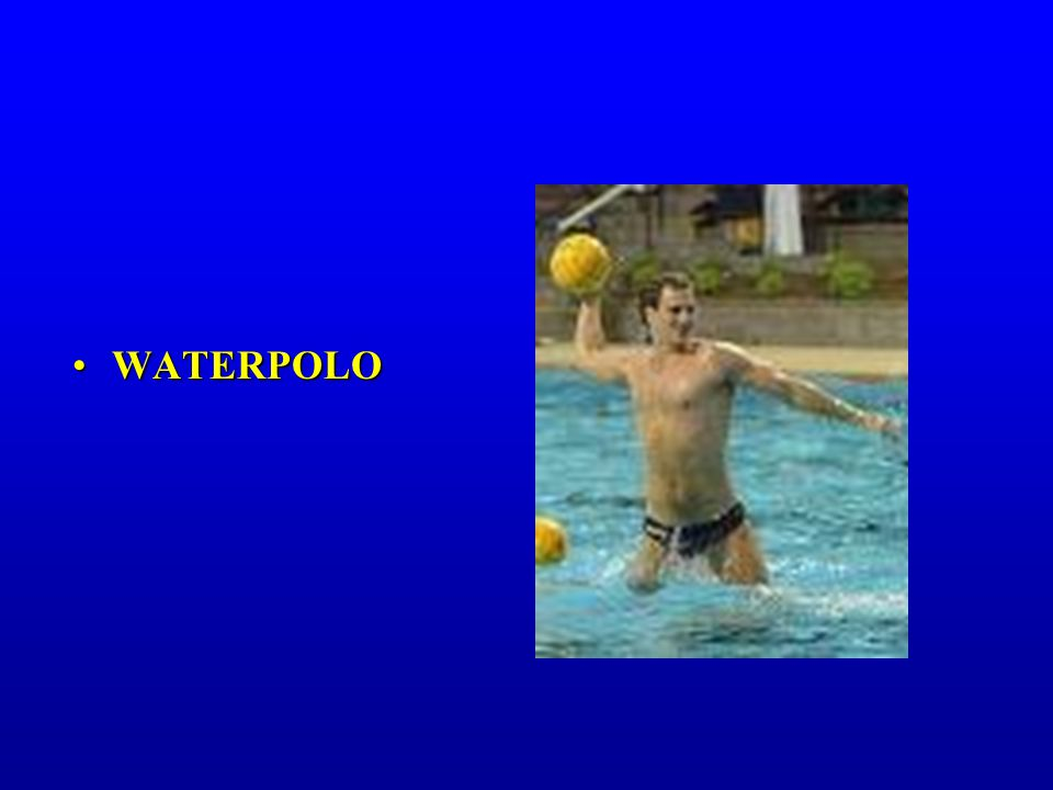 WATERPOLOWATERPOLO