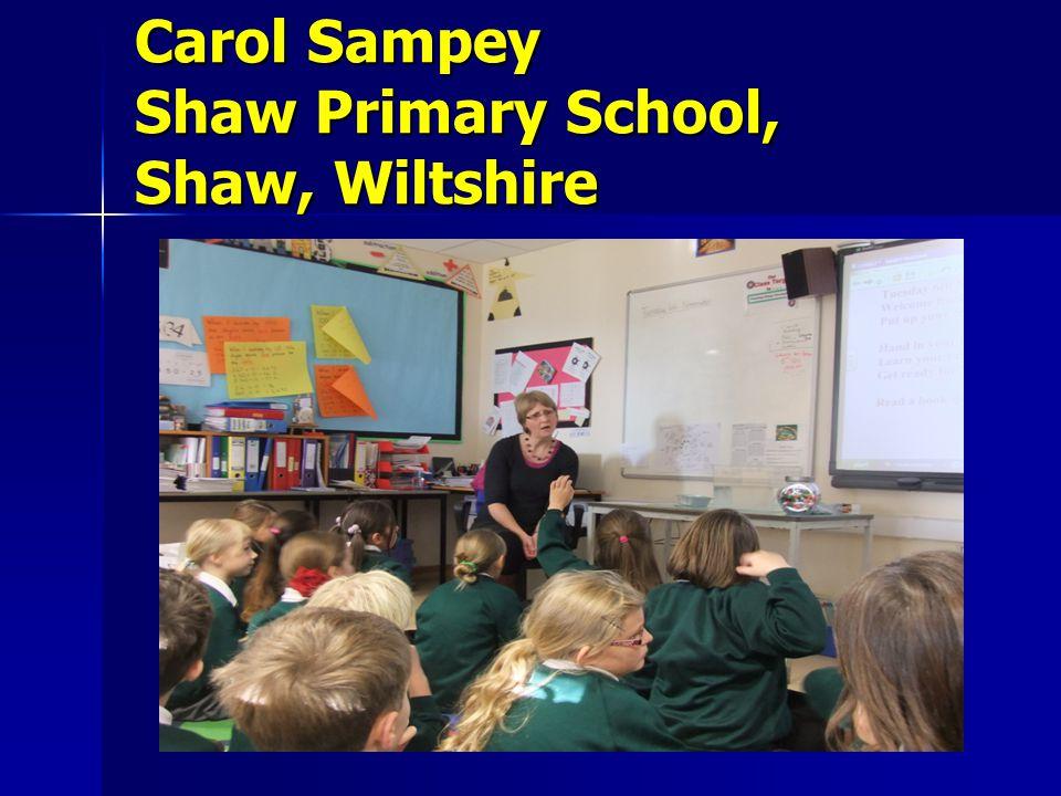 Carol Sampey Shaw Primary School, Shaw, Wiltshire