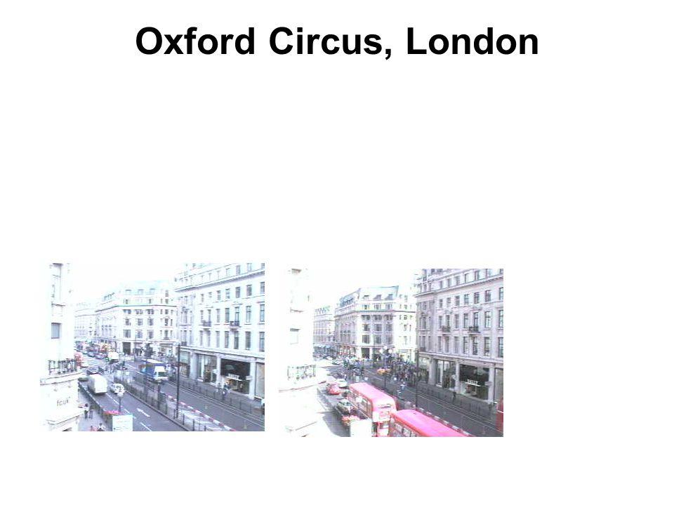 Streets & Square Greenwich