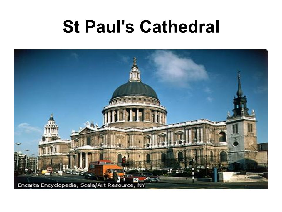 St Paul s Cathedral This is the fourth Cathedral to stand on this site.