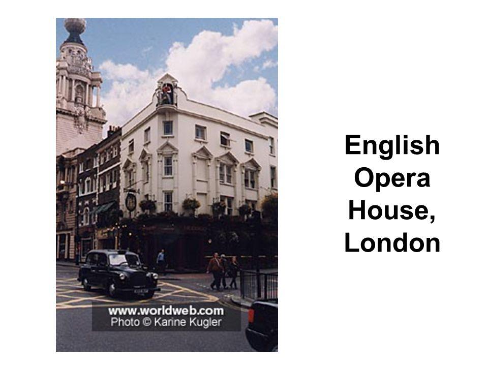 Empire Theatre, Theatre District of London