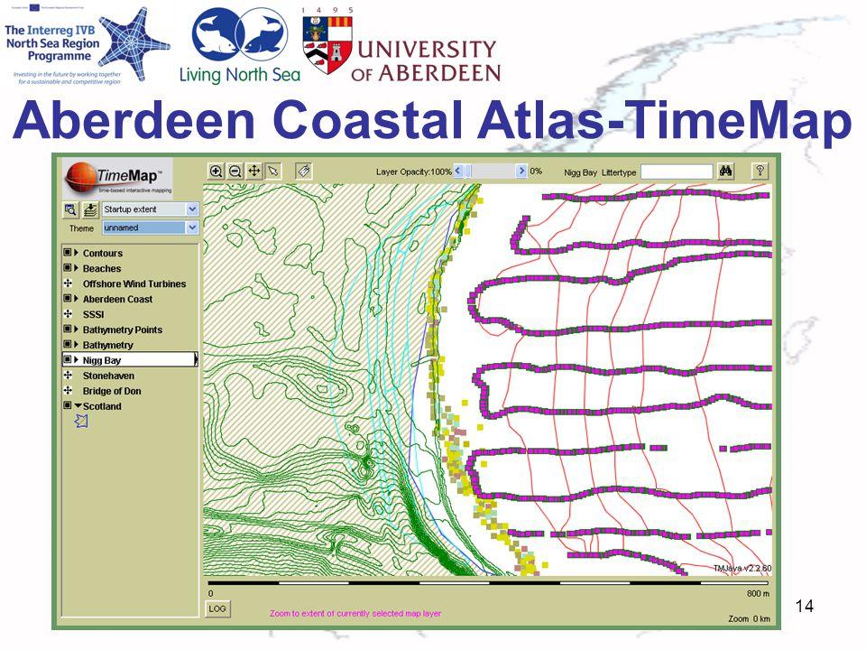 Aberdeen Coastal Atlas-TimeMap 14