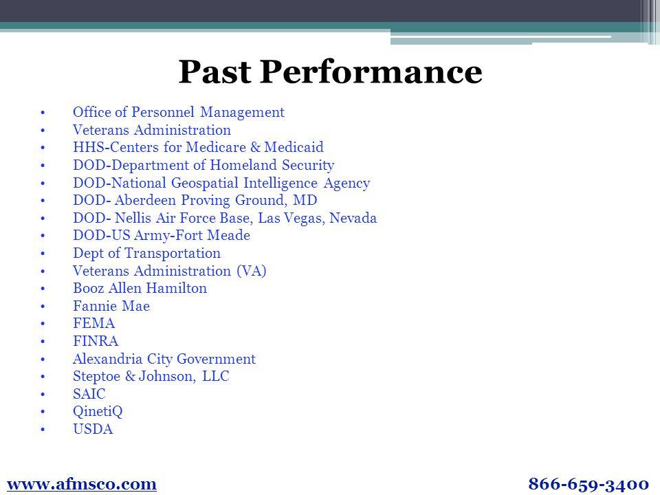 Project Management Technology Online Assessment Systems – Web Based APP Custom Designed – CD Rom Training Courses Health IT Financial Management Courseware Intranet Portals www.afmsco.com 866-659-3400