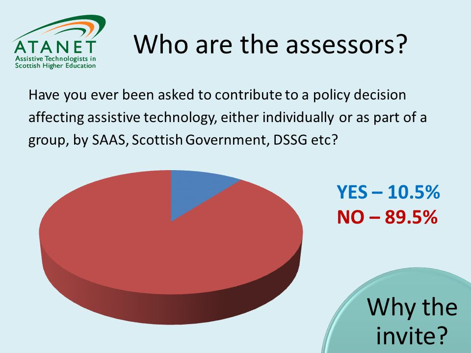 Who are the assessors.