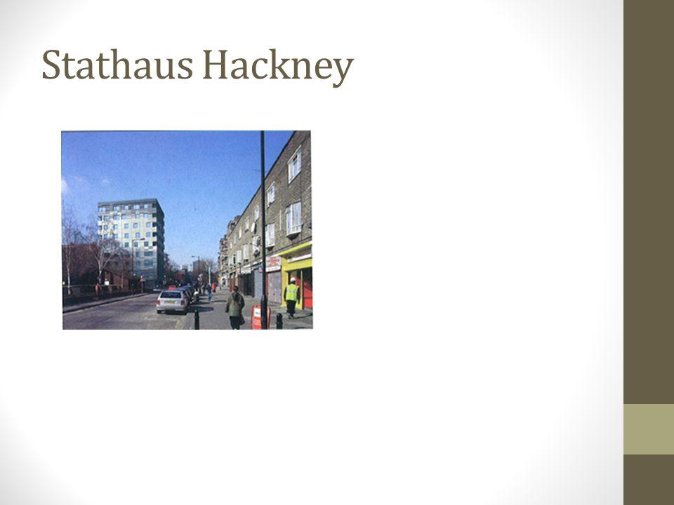 Stathaus Hackney