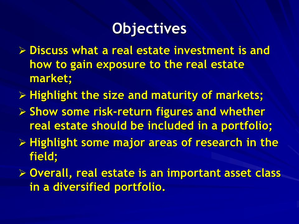 Sessions at Real Estate Conferences Note: Based on the two major international research conferences (AREUEA and ERES) in 2006 and 2007