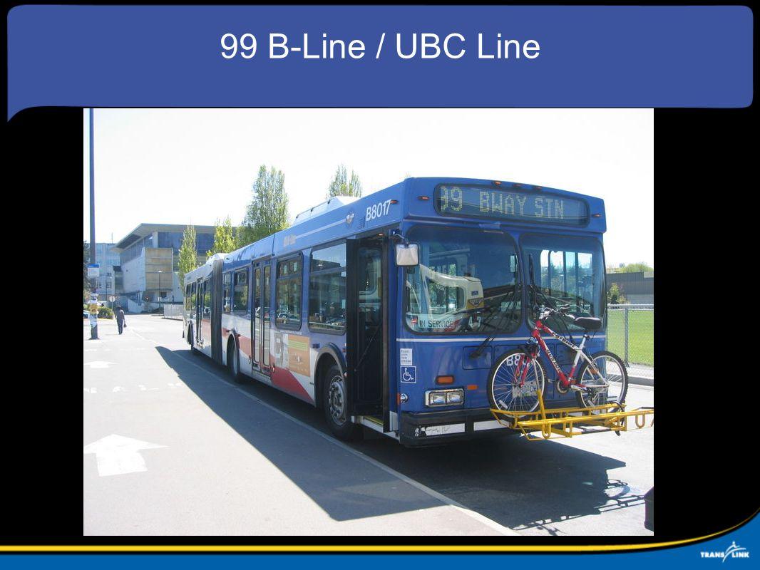 99 B-Line / UBC Line