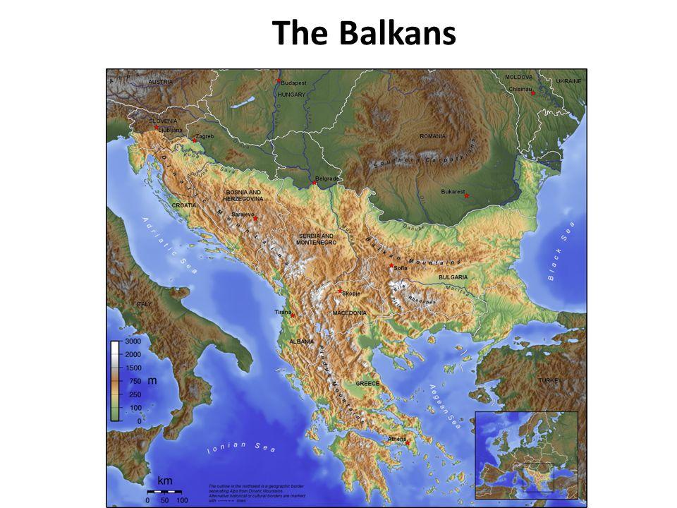 Russia as defender of Balkan peoples  Christian Orthodox  Serbs  Greeks  Roumanians  Bulgarians  Slavs (Slavdom)  Serbs  Bulgarians  Slovenes  Croats