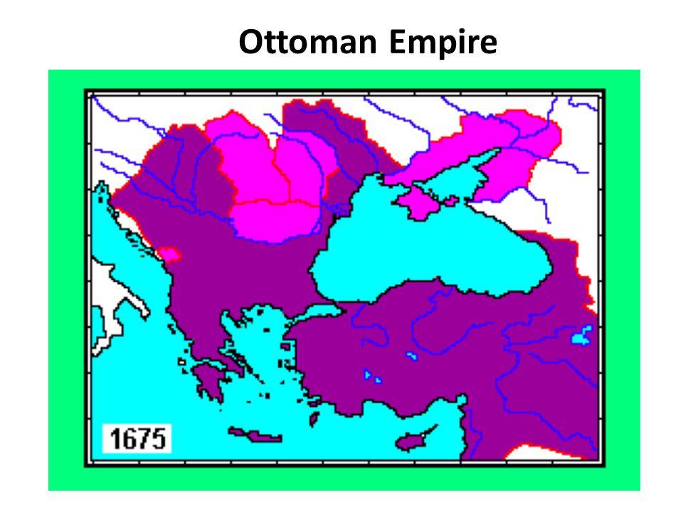 Ottoman Empire: Sick Man of Europe