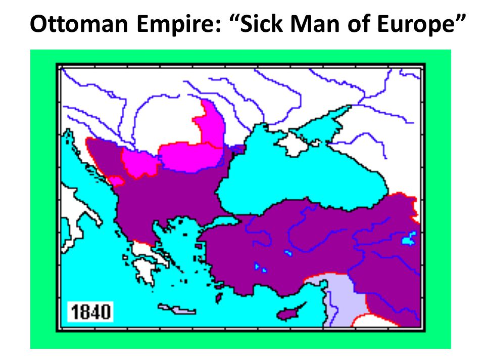 Outbreak of war 1690: Ottoman Sultan gave Roman Catholic Church authority over churches of Nazareth, Bethlehem and Jerusalem 1740: Franco-Turkish treaty solidified RCC's authority, but not many Catholics to protect.