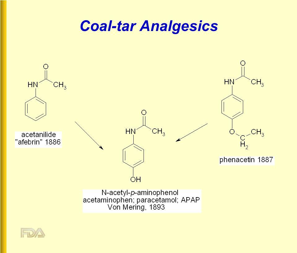Coal-tar Analgesics