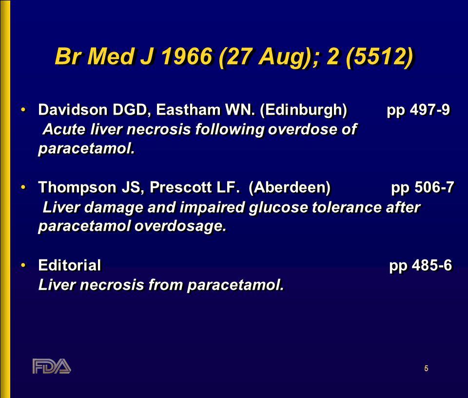 5 Br Med J 1966 (27 Aug); 2 (5512) Davidson DGD, Eastham WN.
