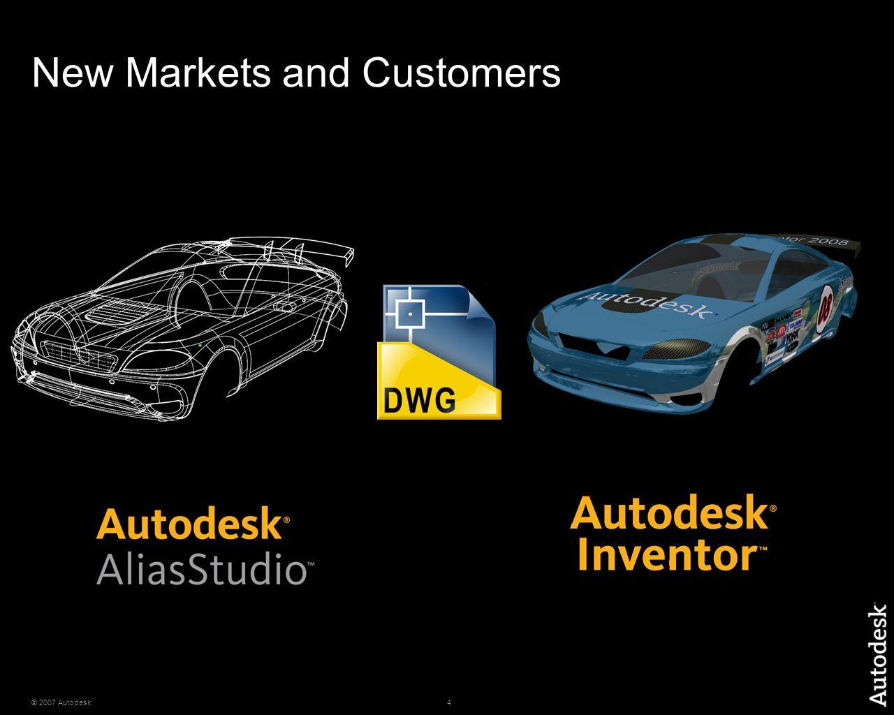 25© 2007 Autodesk Significant Future Opportunity ($ in Billions) Daratech, Inc.
