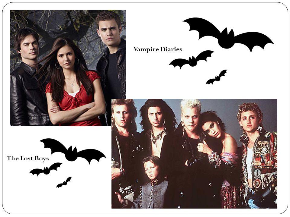 Vampire Diaries The Lost Boys