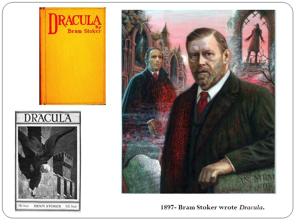 Bram Stoker was born and grew up in Dublin, Ireland.