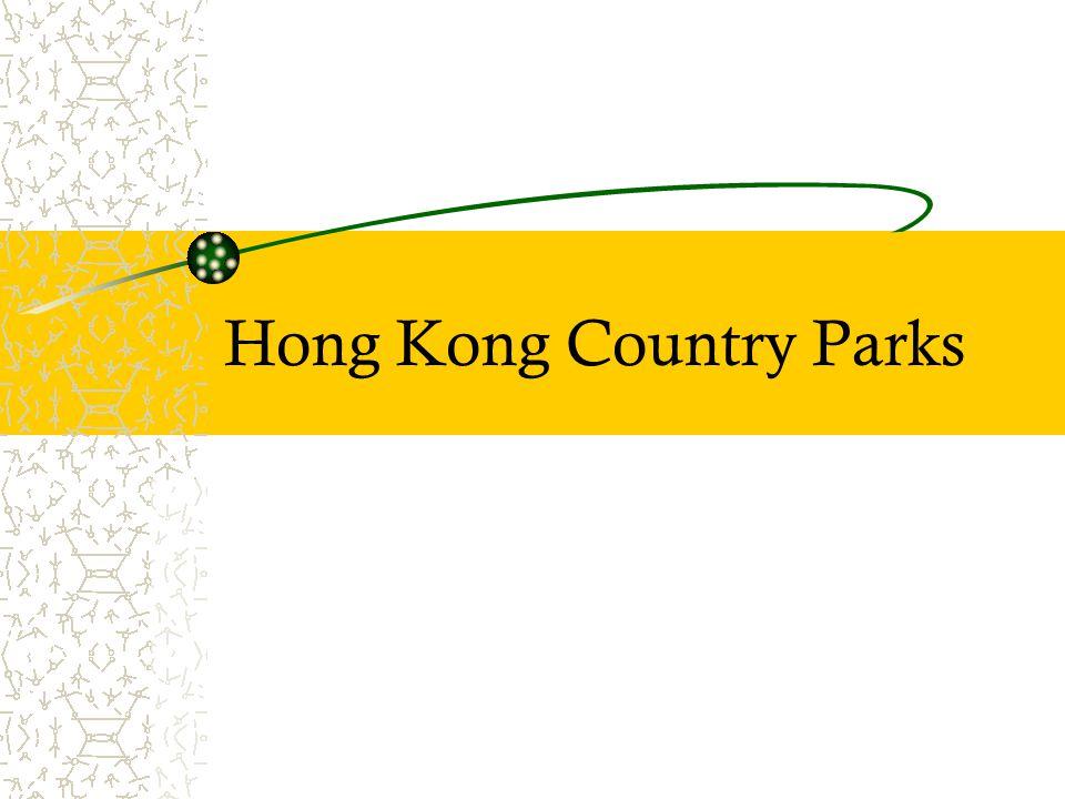 Hong Kong Country Parks