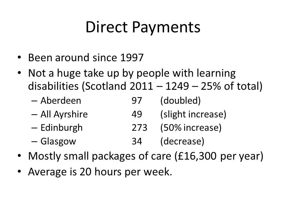 Glasgow Assessment Points