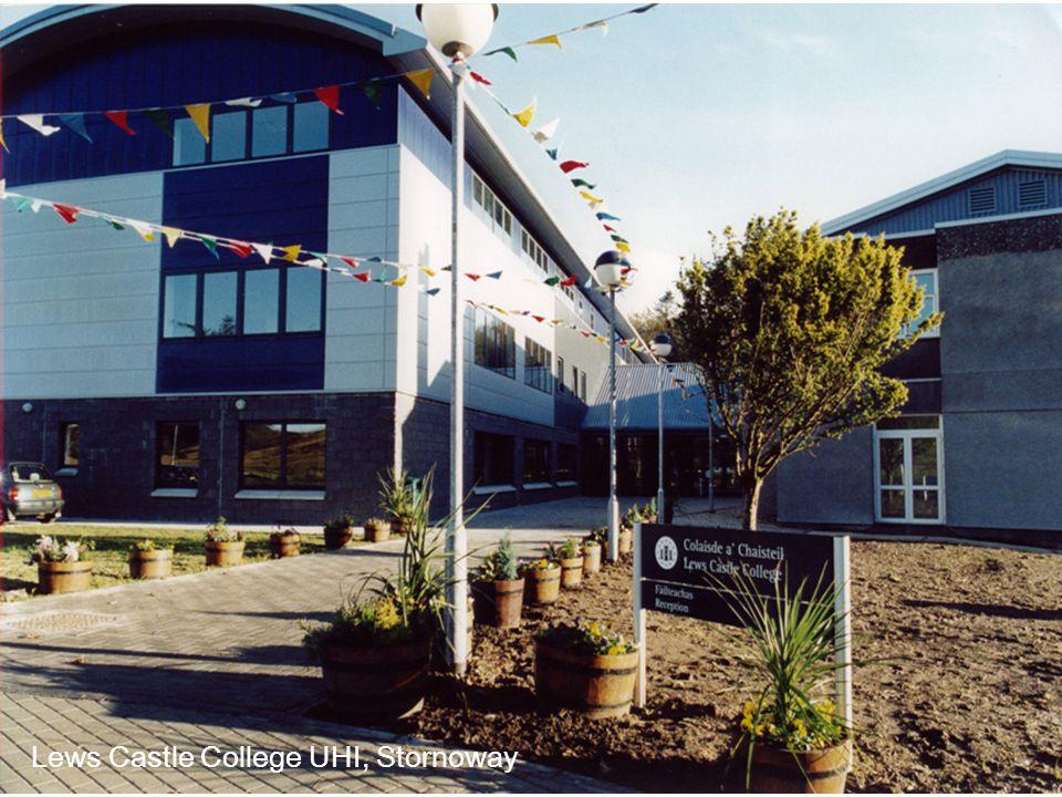 Lews Castle College UHI, Stornoway
