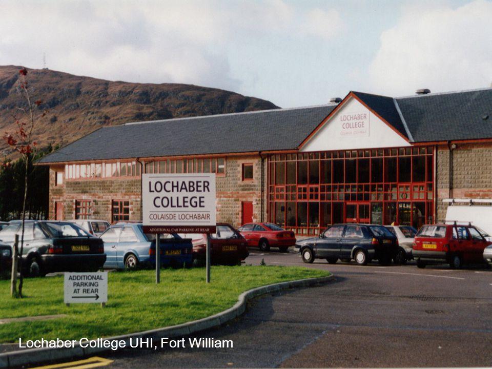 Lochaber College UHI, Fort William