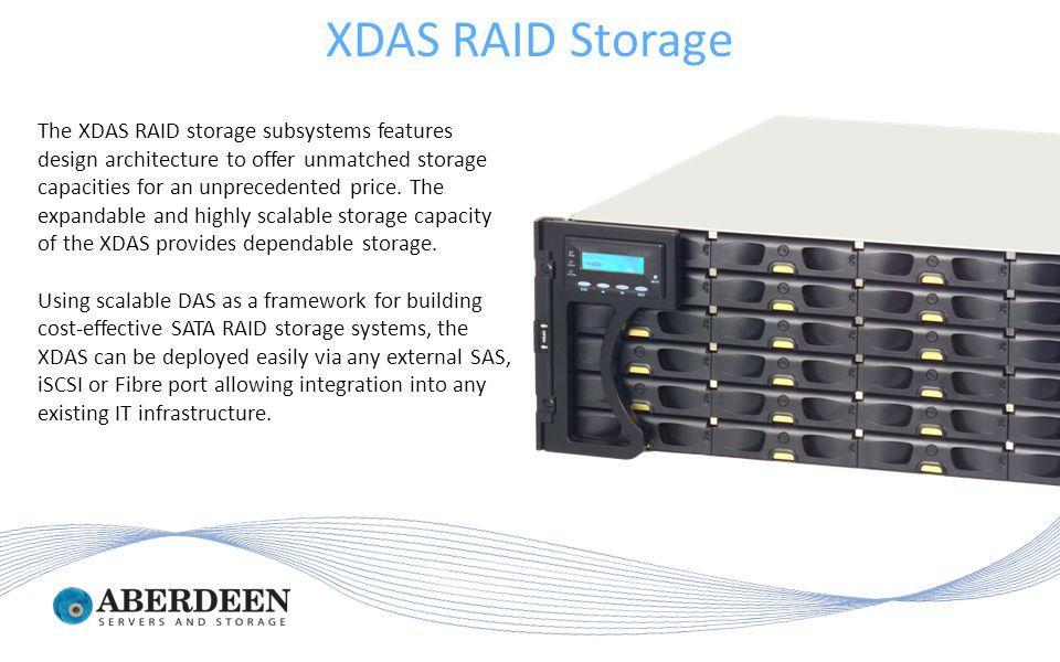NAS Optimize productivity and maximize network storage capacity.