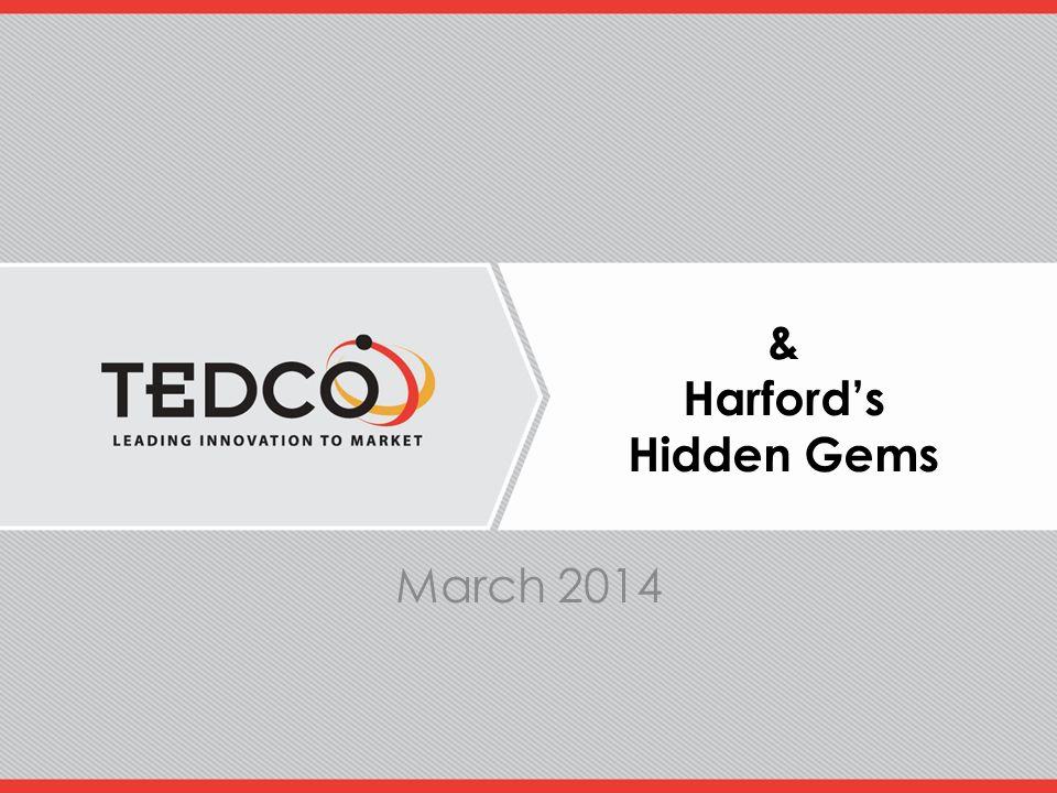 & Harford's Hidden Gems March 2014
