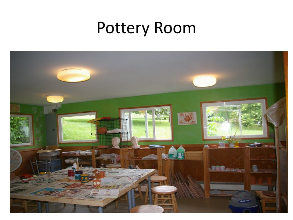Pottery Room