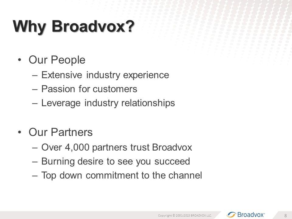 Why Broadvox.