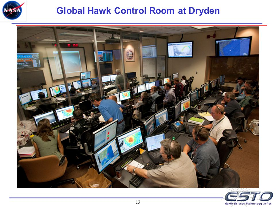 13 Global Hawk Control Room at Dryden Obtained