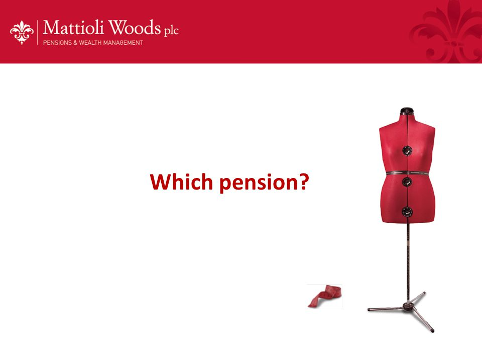 Which pension