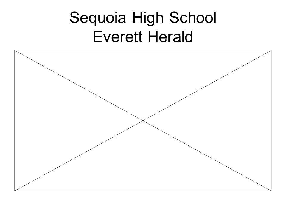 Sequoia High School Everett Herald