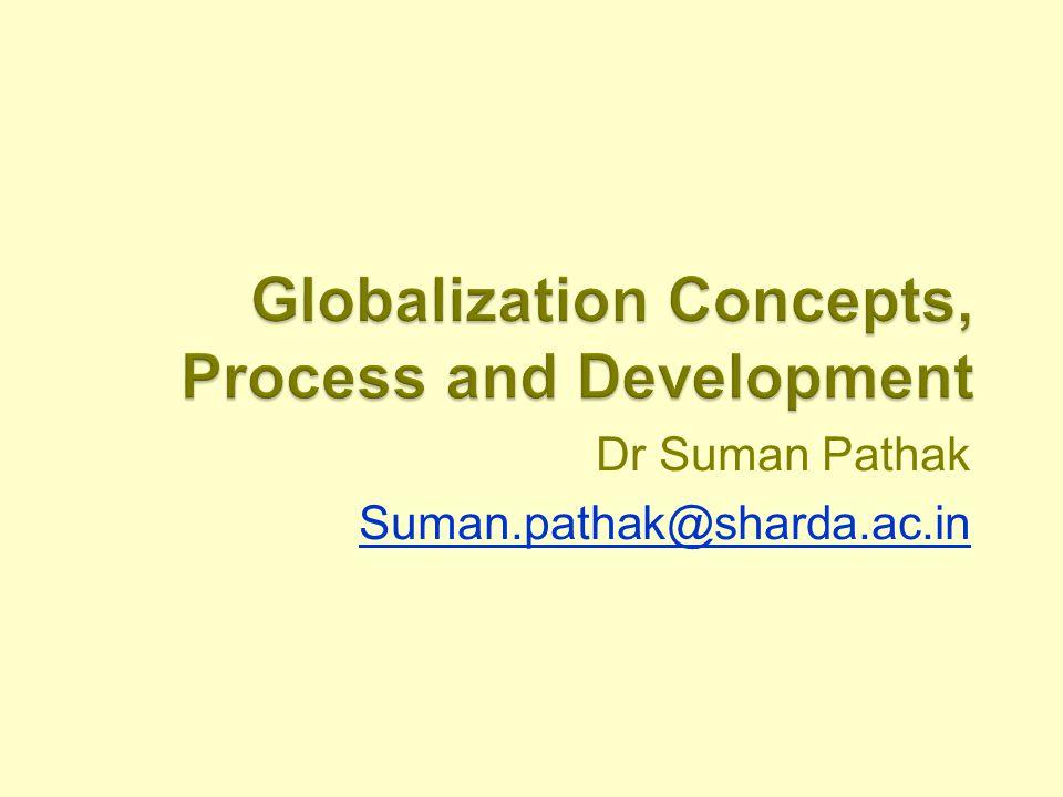 Dr Suman Pathak Suman.pathak@sharda.ac.in