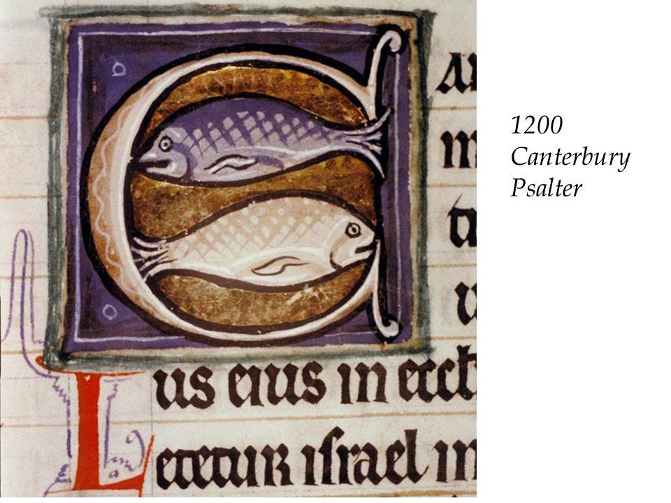 1200 Canterbury Psalter