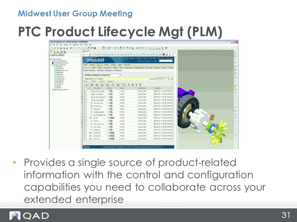 Provides a single source of product-related information with the control and configuration capabilities you need to collaborate across your extended e