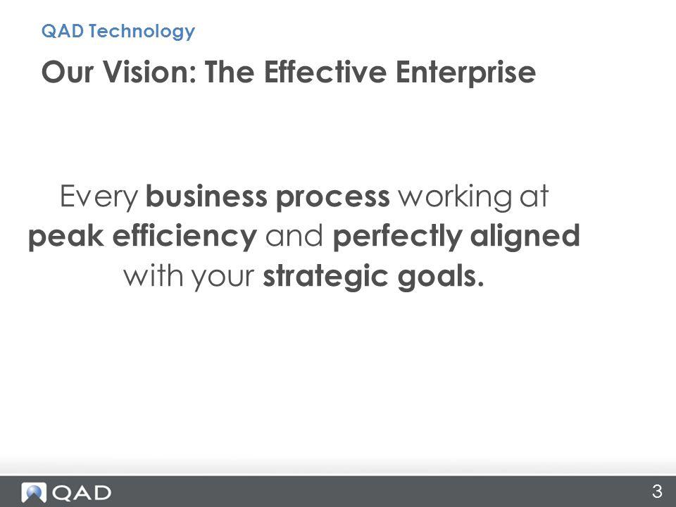 Process Maps QAD Technology 14