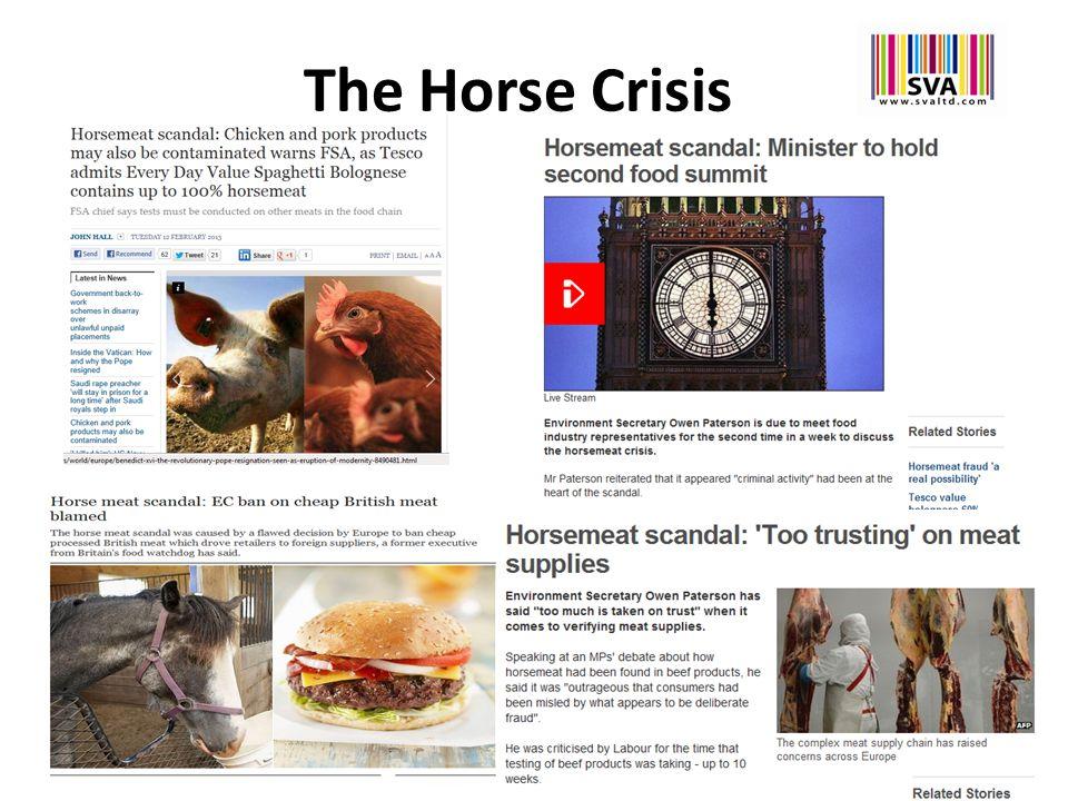The Horse Crisis