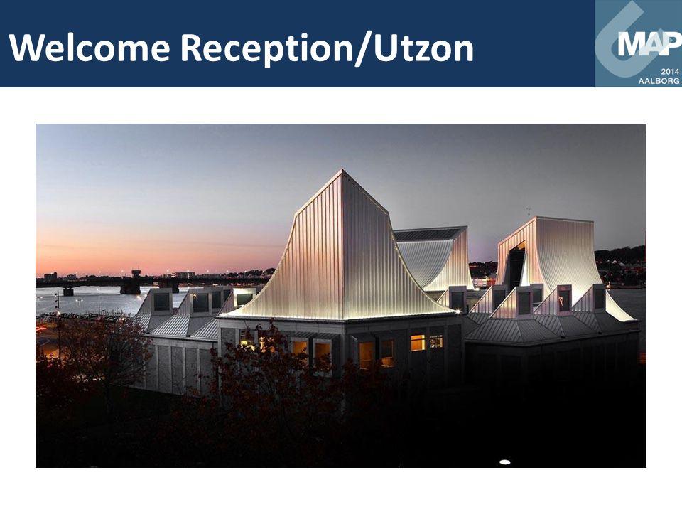 Welcome Reception/Utzon